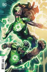 GREEN LANTERNS #55 VAR ED (09/19/2018)