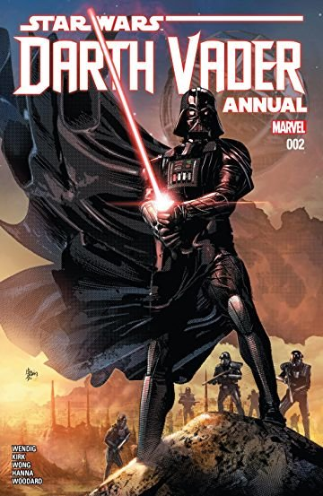 STAR WARS DARTH VADER ANNUAL #2 (07/18/2018)