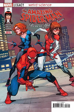AMAZING SPIDER-MAN RENEW YOUR VOWS #23 (09/19/2018)