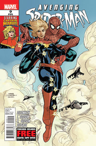 AVENGING SPIDER-MAN #9 (07/11/2012)