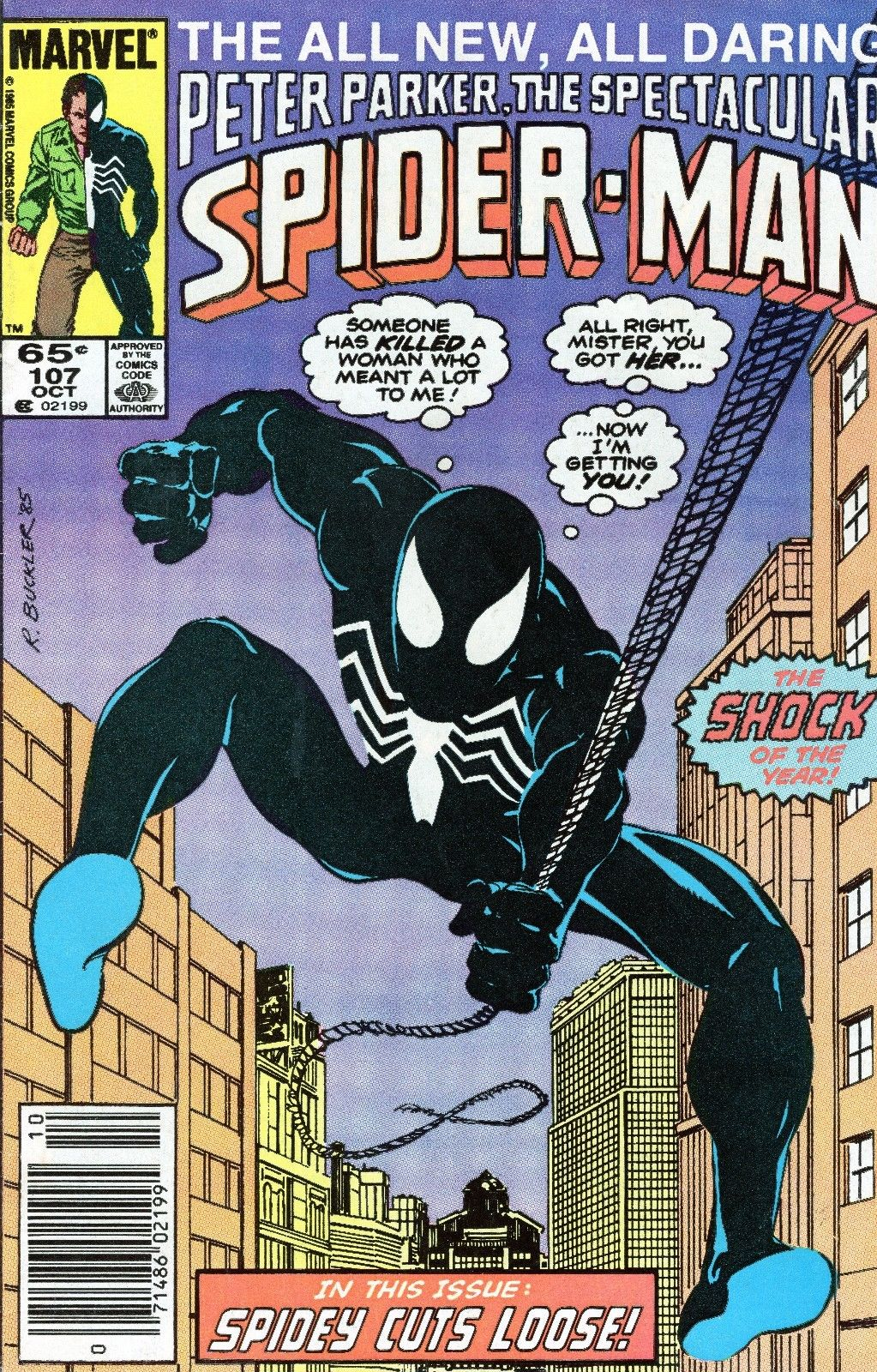 Peter Parker: The Spectacular Spider-Man #107