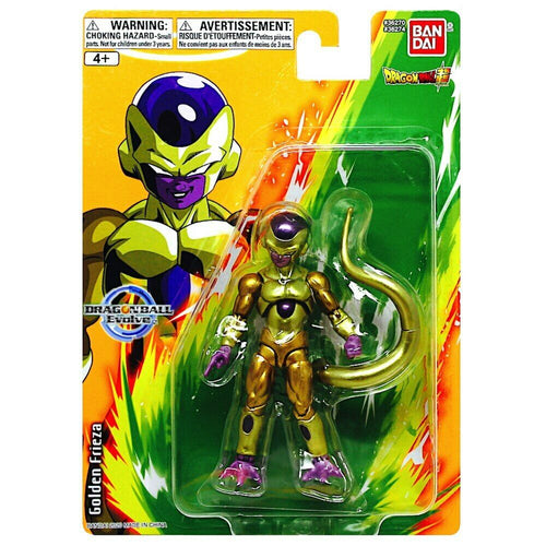 DRAGONBALL SUPER EVOLVE GOLDEN FRIEZA 5 IN ACTION FIGURE