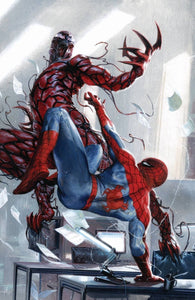 Peter Parker: The Spectacular Spider-Man #300 Gabriel Dell' Otto VIRGIN Cover B
