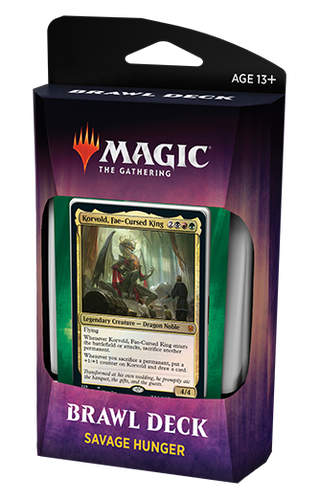 Magic: The Gathering - Brawl Deck