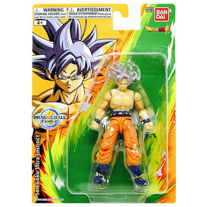 DRAGONBALL SUPER EVOLVE SON GOKU ULTRA INSTINCT 5 IN ACTION FIGURE