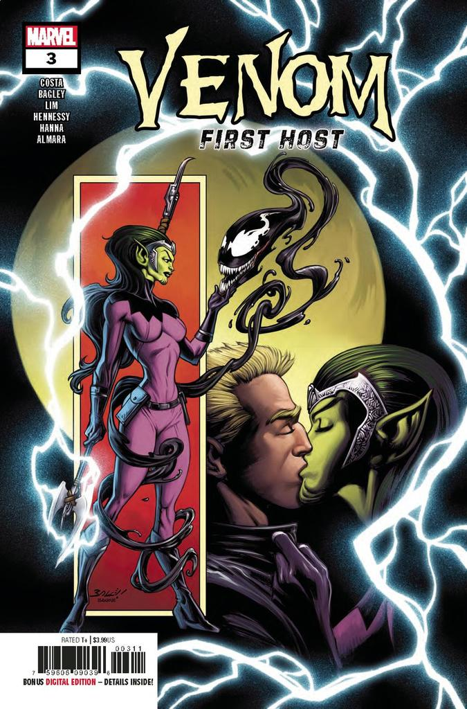 VENOM FIRST HOST #3 (OF 5) (09/12/2018)
