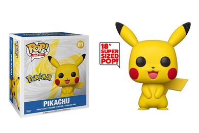Funko POP! Games: Pokemon - 18