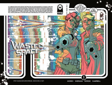 WASTED SPACE #1 GOODEN RETAILER INCENTIVE CVR