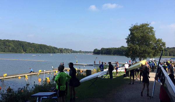 Rowing World Masters