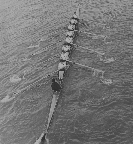 1954 Women's Eights Head of the River Race