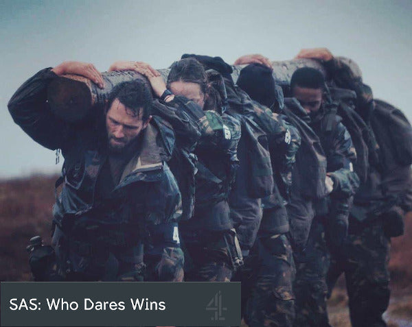 Channel 4's SAS: Who Dares Wins