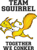 Team Squirrel