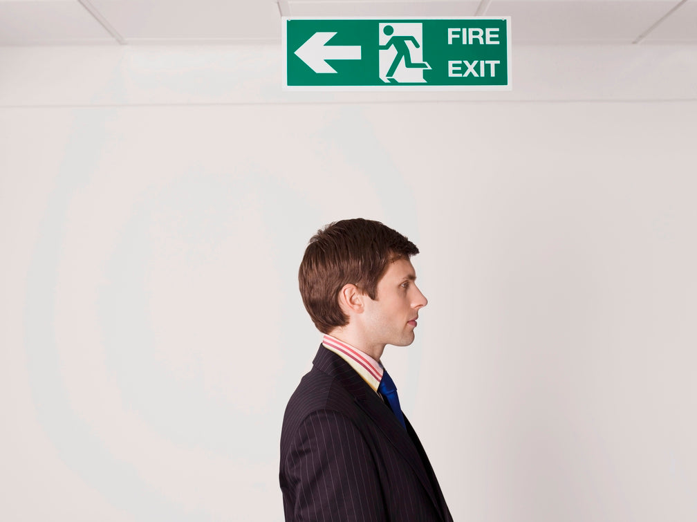 How High Does an Exit Sign Need to Be?