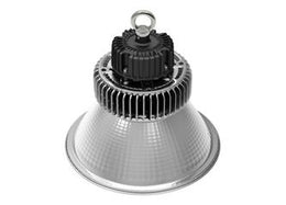 150 Watt LED Industrial Series High Bay with 4' whip - 5000K / 17500 LM / 5 Year Warranty