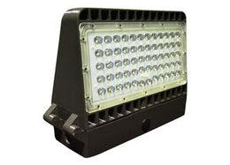 100 Watt LED Low Profile Wall Pack - 5000K / 11000 LM / 5 Year Warranty