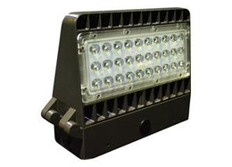 80 Watt LED Low Profile Wall Pack - 5000K / 8800 LM / 5 Year Warranty