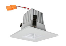 "2"" LED TRIM - SQUARE BAFFLE"