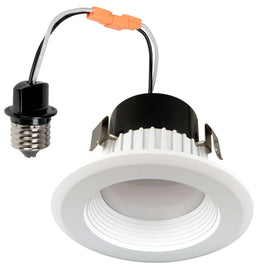 "3"" LED RETROFIT TRIM - BAFFLE - 3000K"