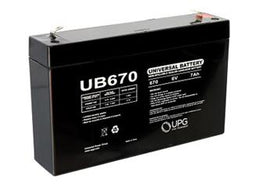 6V 7AH Sealed Lead Acid Battery