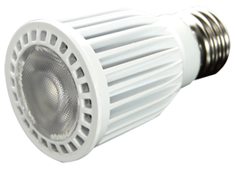 LED PAR16 Lamp - 6 Watts - Dimmable