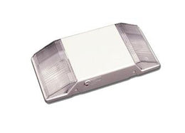 Deco White Emergency Exit Light