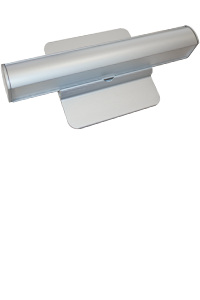 Nightfall Low Profile Outdoor Linear LED Emergency Unit
