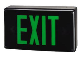 LED Wet Weather Exit Signs