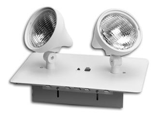 new arrivals fc858 41529 RM Series Plastic or Steel Recessed Emergency Lighting Unit