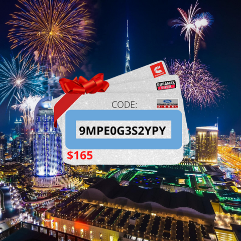 NEW YEAR GIFT CARD
