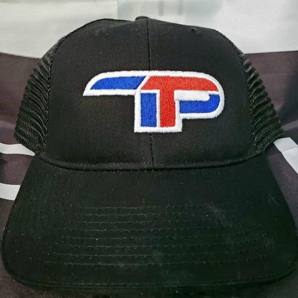 TTP Branded Mesh Trucker Hat / Black