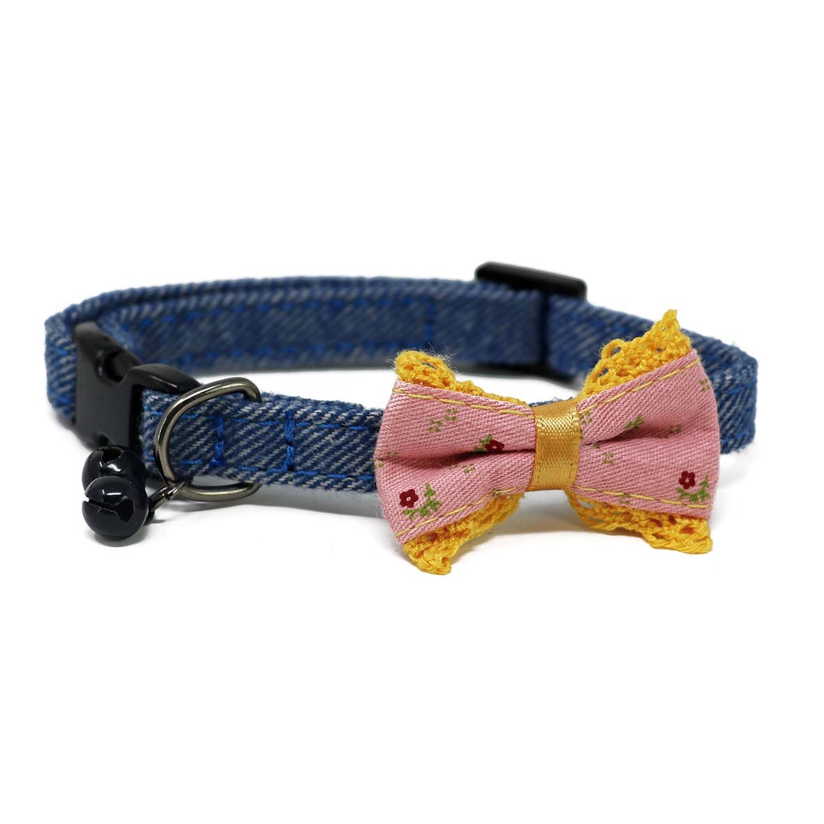Blue Brilliant Cat Collar-Collars-Biozoo-Blue-Biozoopets