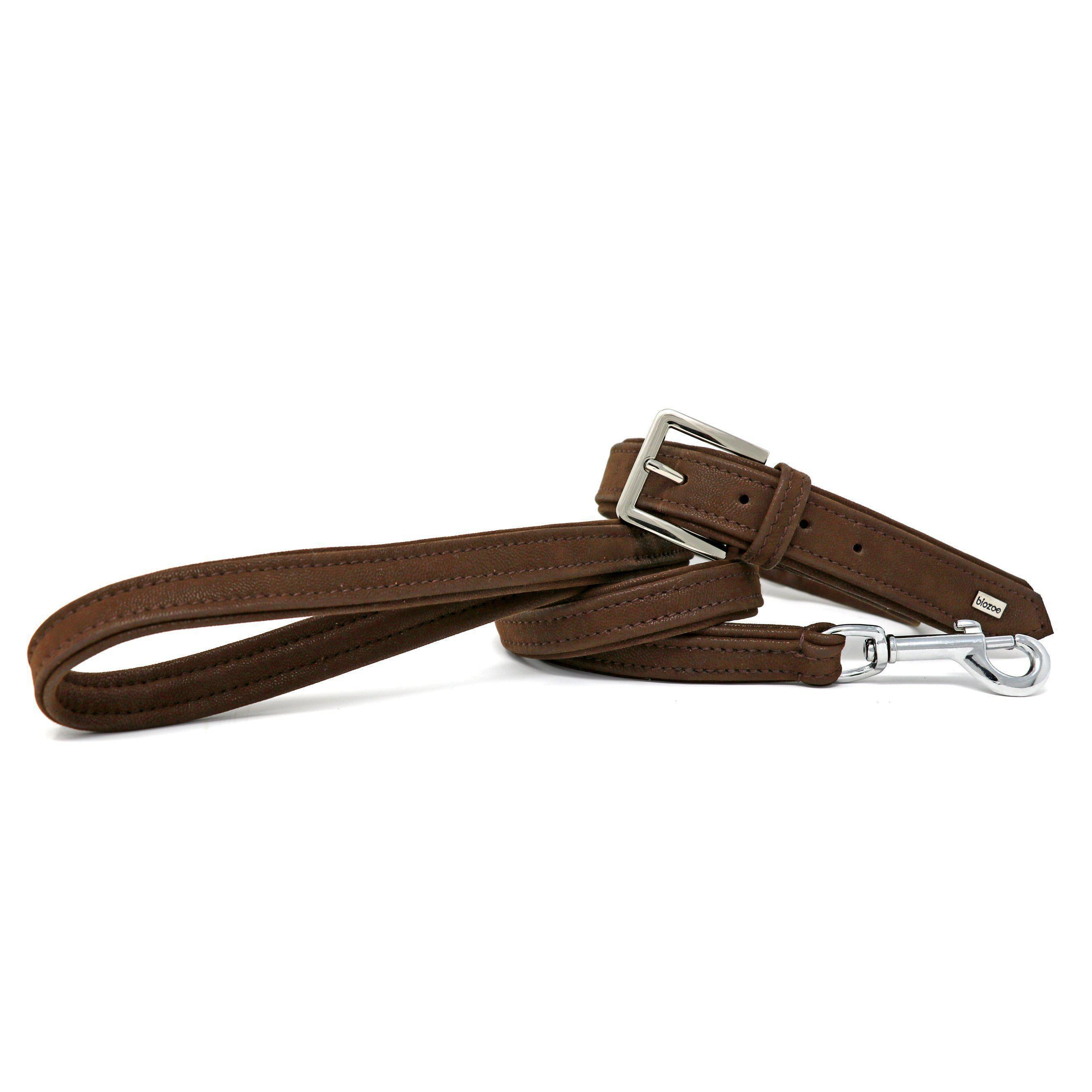 Brown Oslo Lead-Leash-Biozoo-Biozoopets