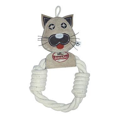 Cat Natural Toy-Toys-Biozoo-29cm x 12cm-Biozoopets