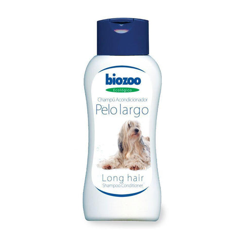Ecological long hair shampoo + conditioner 250 ml-Shampoo & Colognes-Biozoo-Biozoopets