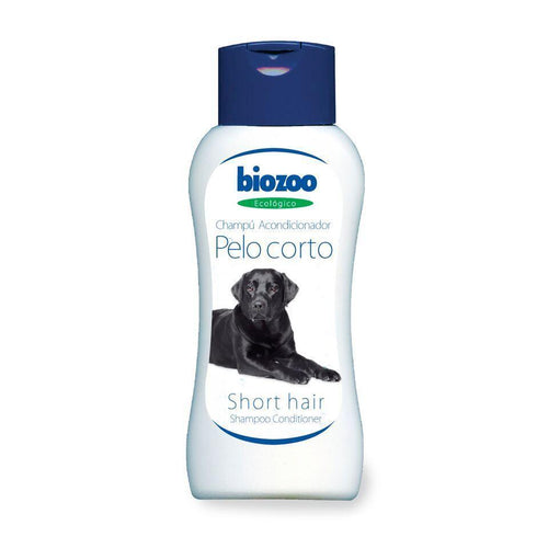 Ecological short hair shampoo + conditioner 250 ml-Shampoo & Colognes-Biozoo-Biozoopets