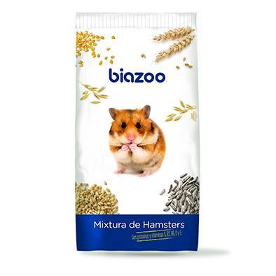 hamster food 400 gr-Small Animals-Biozoo-Biozoopets