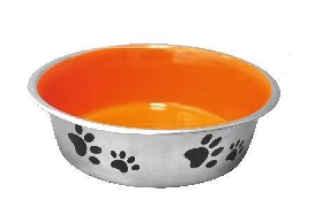 Heavy Premium Bowl-Bowl-Biozoo-Orange-11 cm-Biozoopets