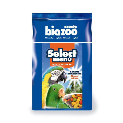 Parrot extrused food 1 kg-Food for birds-Biozoo-Biozoopets