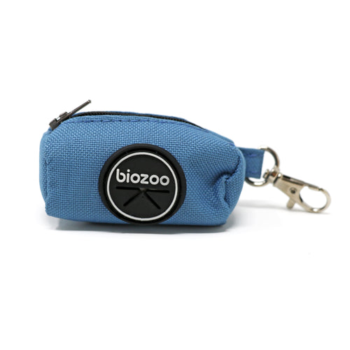 Ready & Go dispenser bag-Bag Dispensers-Biozoo-Blue-Biozoopets