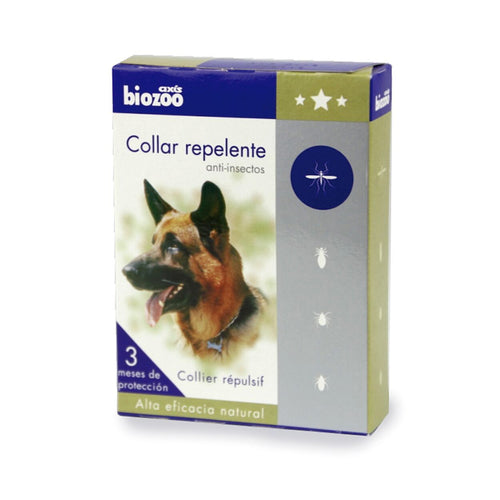 Repellent collar for dog-Repellent & antiparasitic-Biozoo-Biozoopets
