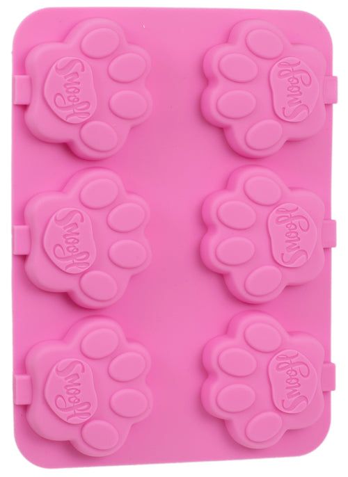 Silicone paw ice cream mould-Snacks-Biozoo-Biozoopets