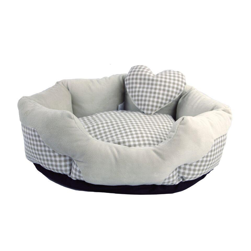 Soft Sweet Bed-Bed-Biozoo-Grey-Biozoopets