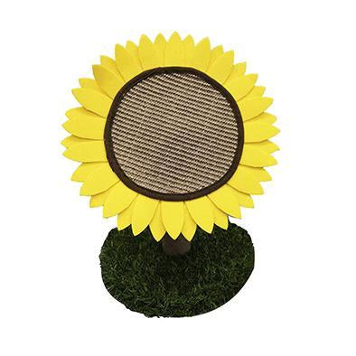 Sunflower Cat Scratcher-Scratchers-Biozoo-Biozoopets