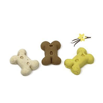 Vainilla bones for puppies 200g-Snacks-Biozoo-200-Biozoopets