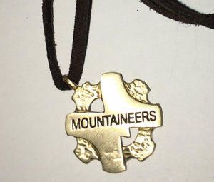 Mountaineer Charm Necklace