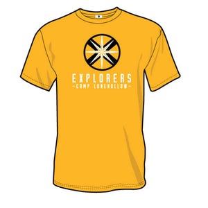 Explorer Super Circle Tshirt