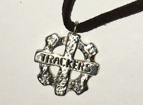 Tracker Charm Necklace