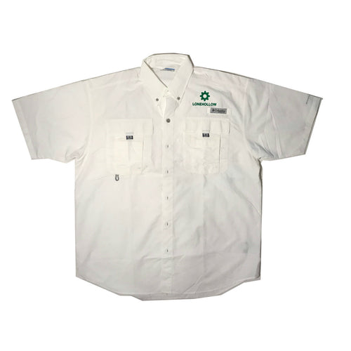 Columbia Fishing Shirt (Green)