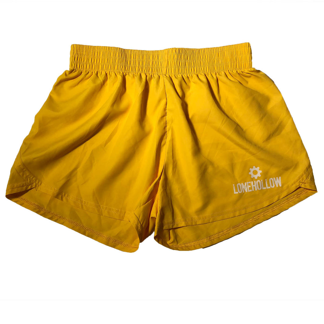 Gold Lightweight Shorts