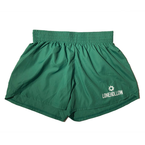 Green Lightweight Shorts